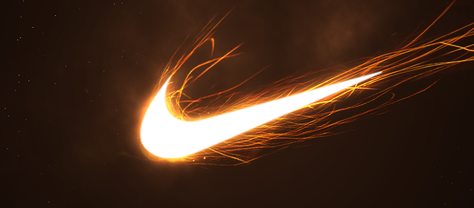 Create an Amazing Nike Logo