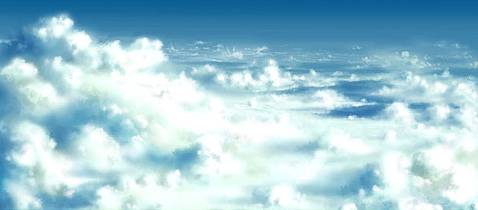 Design Natural Clouds from Above