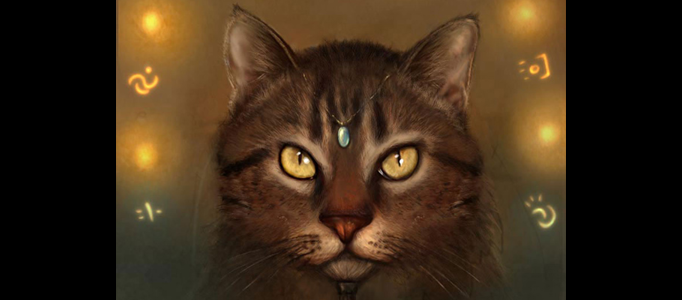Digital Painting a Cat