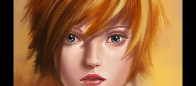 Portrait Painting Tutorial