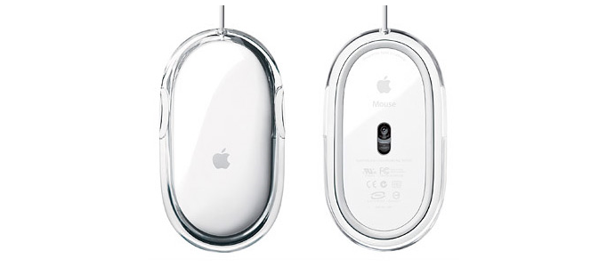 iMouse – Creating Apple Mouse