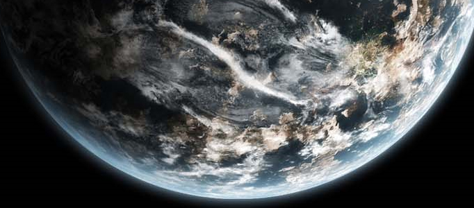 Create a Dramatic Planet in Photoshop