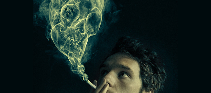 Create an Awesome Smoky Skull in Photoshop