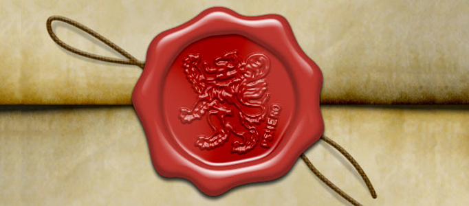Create a Realistic Wax Seal in Photoshop Tutorial