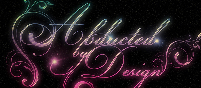 Create Colorful Art Words in Photoshop