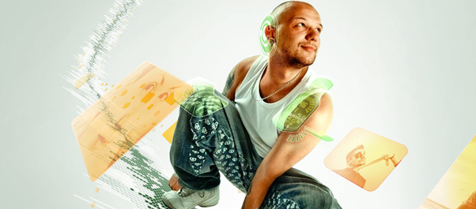 Create a Skateboard Riding Poster using Photoshop