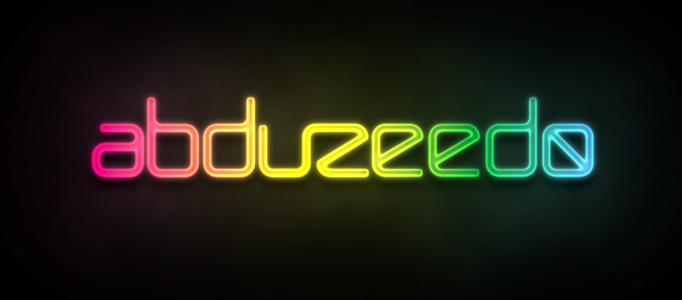 Wonderful Colorful Text Effect in Photoshop