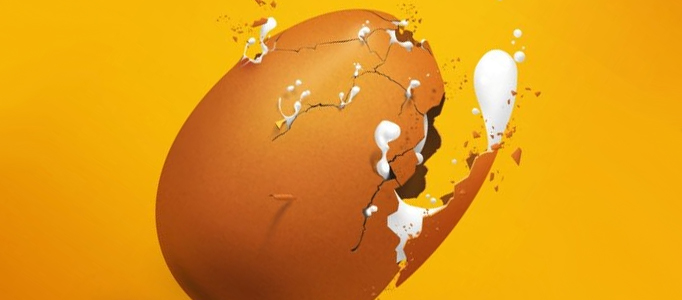 A Realistic Egg Creation in Photoshop