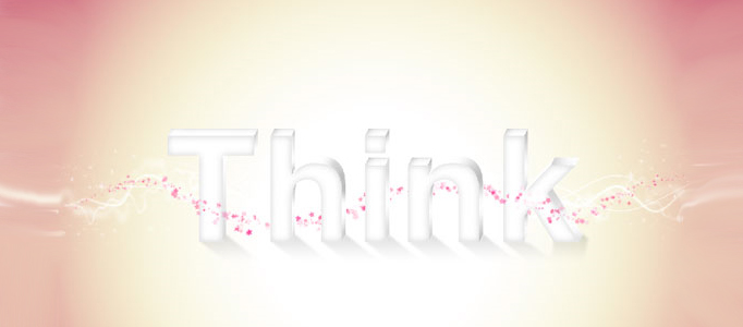 Create a Desireable 3D Text Effect