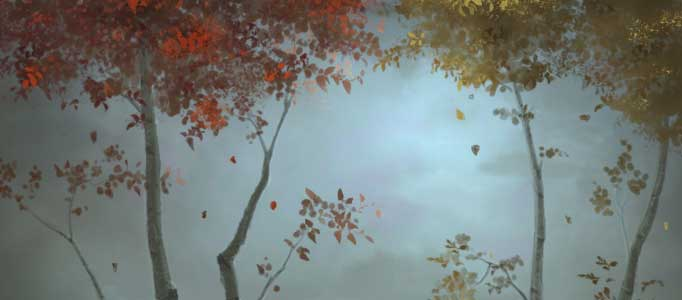 Create a Nice Autumn Scenery in Photoshop