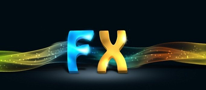 Design a Brightly Colorful 3D Text Effect