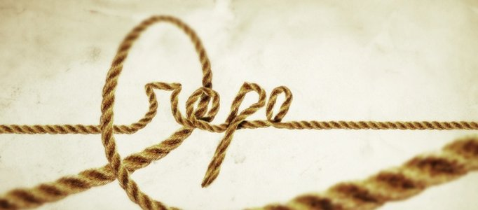 Create a Fabulous Roping Text Effect