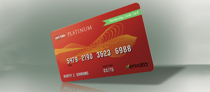Design a Fantastic 3D Credit Card
