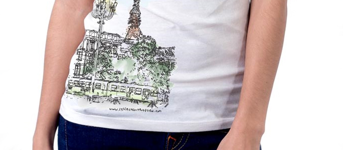 Create a Fabulous T-Shirt Label in Photoshop