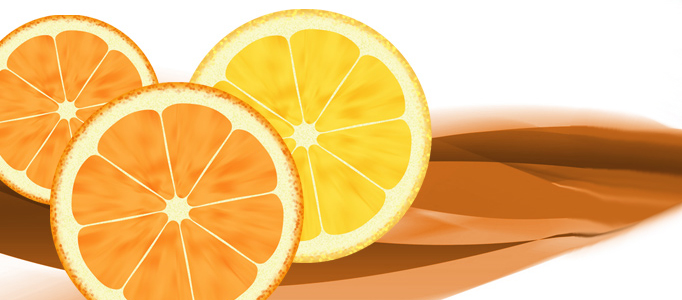 Create a Wonderful Sliced Orange