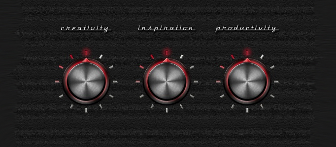 Create a Realistic Hi-Fi Button