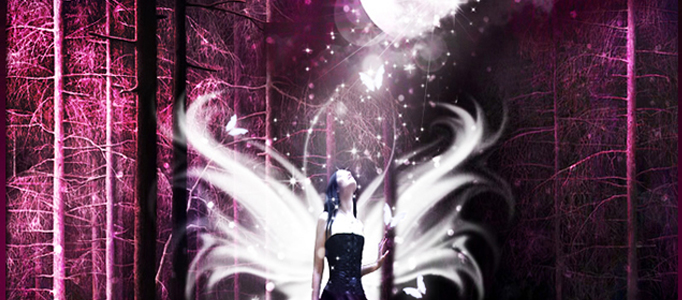 Create a Magical Fantasy Image Effect in Photoshop