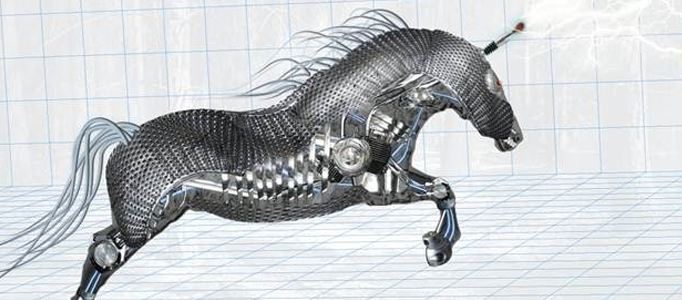 Create a Super Robotic Horse