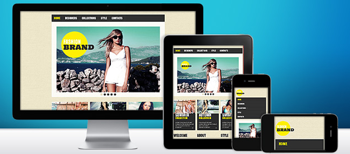 Responsive Templates from TemplateMonster