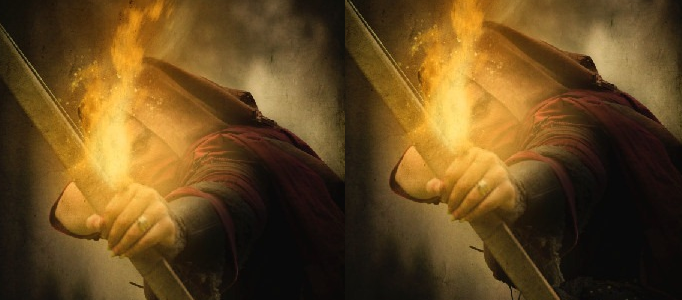 Create a Firing Arrow Scene in Photoshop