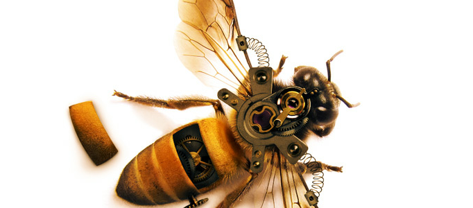 Creating a Highly Detailed Steampunk Insect