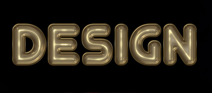 Making a Great Silver 3D Text Effect