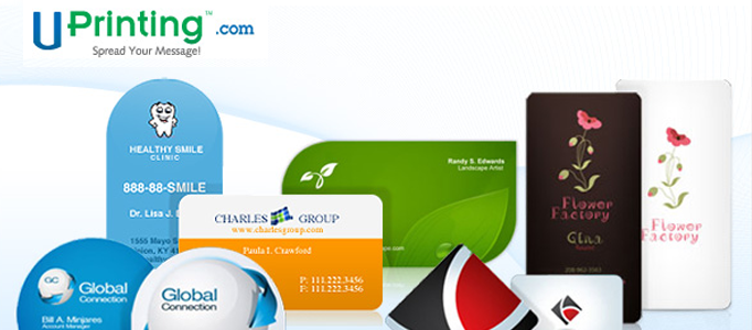 Uprinting – Printing Company for Your Business Cards
