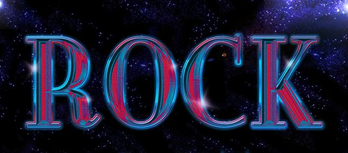 Create a Style Text Effect for Universe