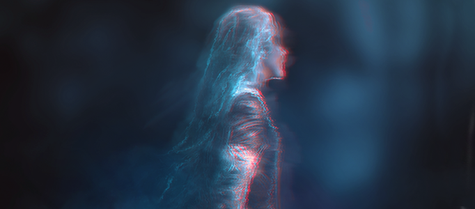 Turning your Image into a Ghost in Photoshop