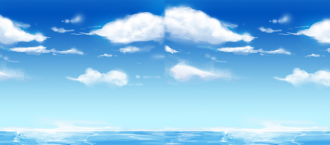 Drawing Realistic Clouds in Photoshop