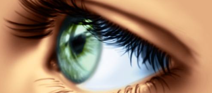 Making a Realistic Human Eye