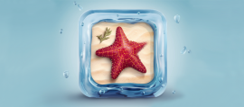 How to Design a Nice Starfish App Icon