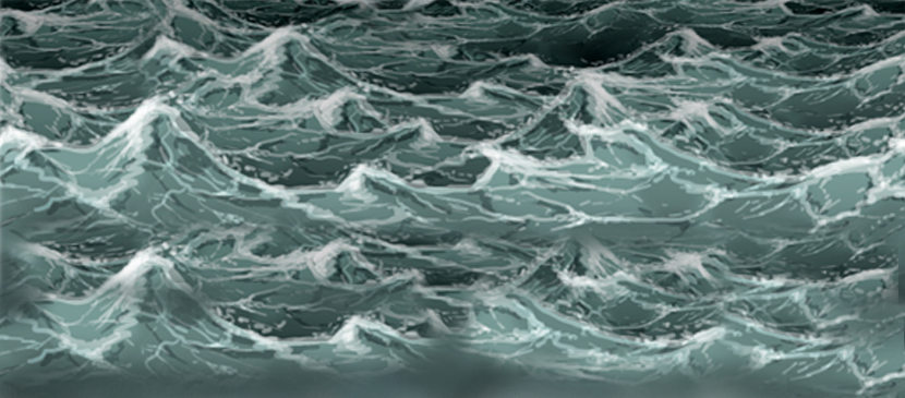 Making a Realistic Sea Wave