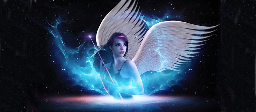 Manipulating a Beautiful Angel in the Universe