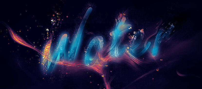 Multi-Colored Text Effect Creation