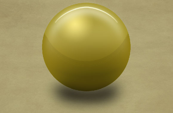 Create a Shiny 3D Snooker Ball in Photoshop11