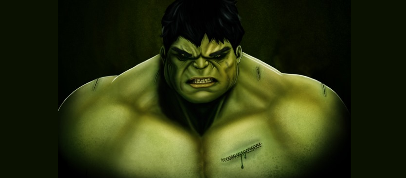 Making the Incredible Artwork of Hulk
