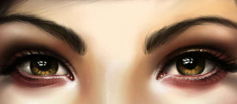 Making a Pair of Realistic Human Eyes