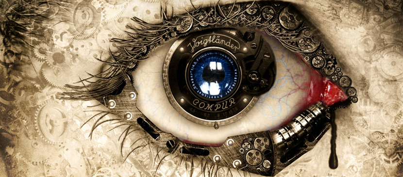 Steps of Making a Wonderful Steampunk Eye