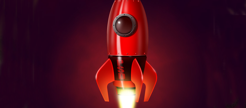 Drawing a Simple 3D Rocket