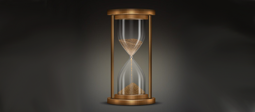 Making a 3D Hourglass in Photoshop