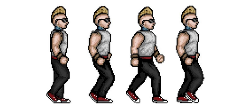 Turn your Image into a 16-Bit Game Character