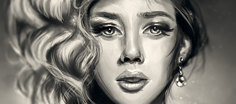 How to Create a Digital Portrait Painting in Adobe Photoshop