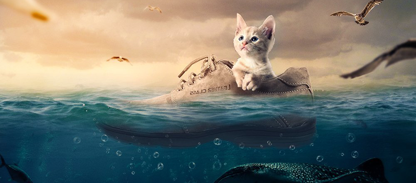 Compose a Surreal Underwater Scene With Adobe Photoshop - Photoshop Lady