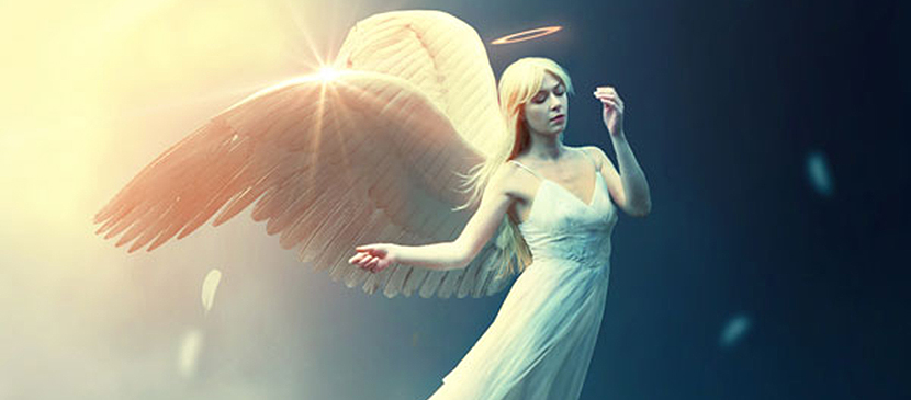 How to Create a Fantasy Angel Scene