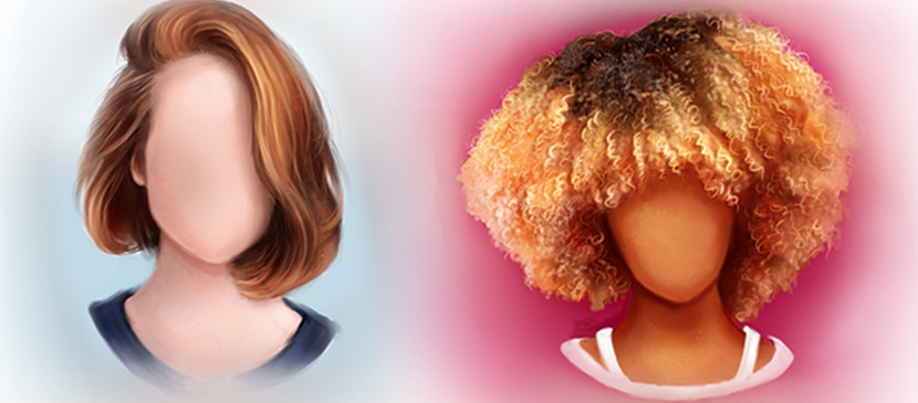 An Introduction to Painting Realistic Hair in Adobe Photoshop