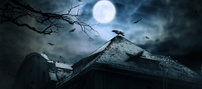 How to Create a Haunted House Scene With Photoshop