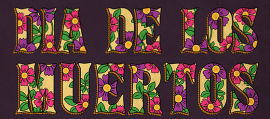 Make a Day of the Dead Inspired Text Effect