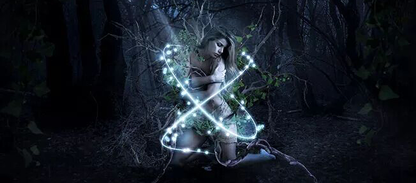 Make an Alluring Magical Forest Photo Manipulation
