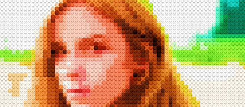 Turn Photos Into Lego With Photoshop